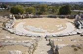 Filipois stanowiska archeologicznego w północnej grecji — Zdjęcie stockowe