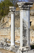 Filippous archaeological site in Greece — Stock Photo