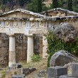 Ancient Delphoi in Greece — Stock Photo #14169080