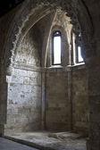 Burg von rhodos insel in griechenland — Stockfoto
