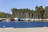 Puerto de preveza ciudad en grecia — Foto de Stock