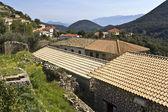 Katochori village at Lefkada island in Greece — Stock Photo