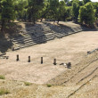 Ancient Epidaurus in Greece. The Stadium. — Stock Photo #14170317