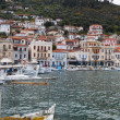 Traditional fishing village of Gytheio in Greece — Stock Photo