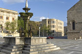 City of Rhodes in Greece — Stock Photo