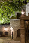 Medieval city of Rhodes in Greece — Foto de Stock