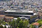 Nieuwe museum van de Akropolis in Athene, Griekenland — Stockfoto