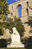 Kavala city in Greece — Stock Photo