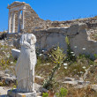 Stock Photo: Ancient Delos in Greece