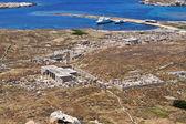 Ancient Delos in Greece — Stock Photo