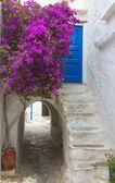 Castle of Naxos island in Greece — Stock Photo
