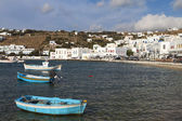 Mykonos island in Greece — Stock Photo