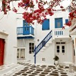 Stock Photo: Mykonos island in Greece