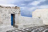 Mykonos island in Greece — Stock Photo