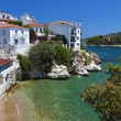 Skiathos island in Greece — Stock Photo