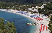 Beach near Parga in Greece — Stock Photo