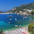 Corfu island in Greece — Stock Photo