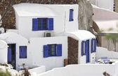 Santorini island in Greece — Stock Photo