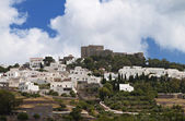 Patmos island in Greece — Stock Photo