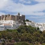 ������, ������: Monastery of St John the Evangelist at Patmos island in Greece