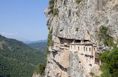 Monastery of Kipina in Greece — Foto de Stock