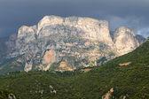 Astraka peak at Epirus area, Pindos mountains, Greece — ストック写真