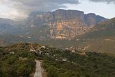 Zagora area at Pindos mountains, Epirus, Greece — Стоковое фото
