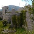 Ruins of the Cathars — Stock Video