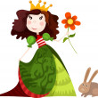 Princess — Stock Vector #31605691