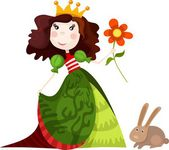 Princess — 图库矢量图片