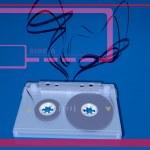 Cassette — Stock Photo #12789203