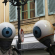 Arles aliens — Stock Photo