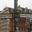 Berlin sign - Stockfoto