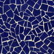 Blue mosaic - 