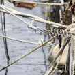 Boat ropes — Stock Photo #12789813