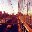 Brooklyn bridge — Stock Photo #12789847