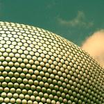 Modern architecture in Birmingham, UK — Stock Photo #12789858