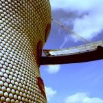 Modern architecture in Birmingham, UK — Stock Photo #12789866