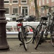 Amsterdam canal — Stock Photo #12789991