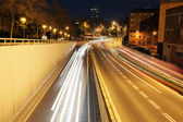 Bcn traffic — Stock Photo