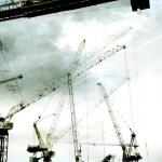 Cranes — Stock Photo #12790641
