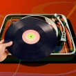 Turntable — Stock Photo #12790876