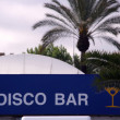 Disco bar - Foto Stock