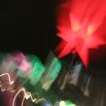 Disco lights — Stock Photo
