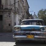 Havana car — Stock Photo #12797116