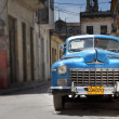 Havana car — Stock Photo #12797124