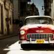 Havana car — Stock Photo #12797680