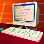 3d computer — Stock Photo #12798323
