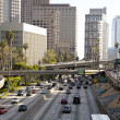 Stockfoto: Los angeles freeway