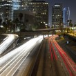 Los angeles freeway — Stockfoto